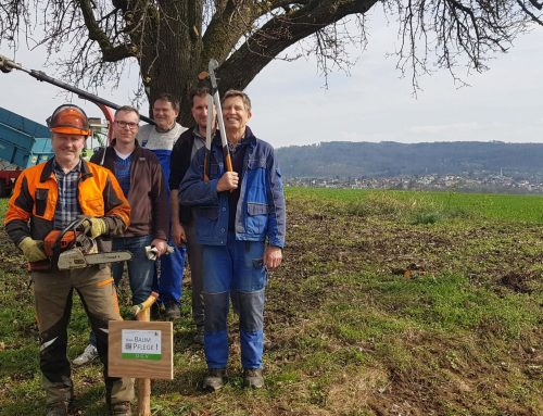 TaskForceNature & der Birnbaum – 06.04.2019